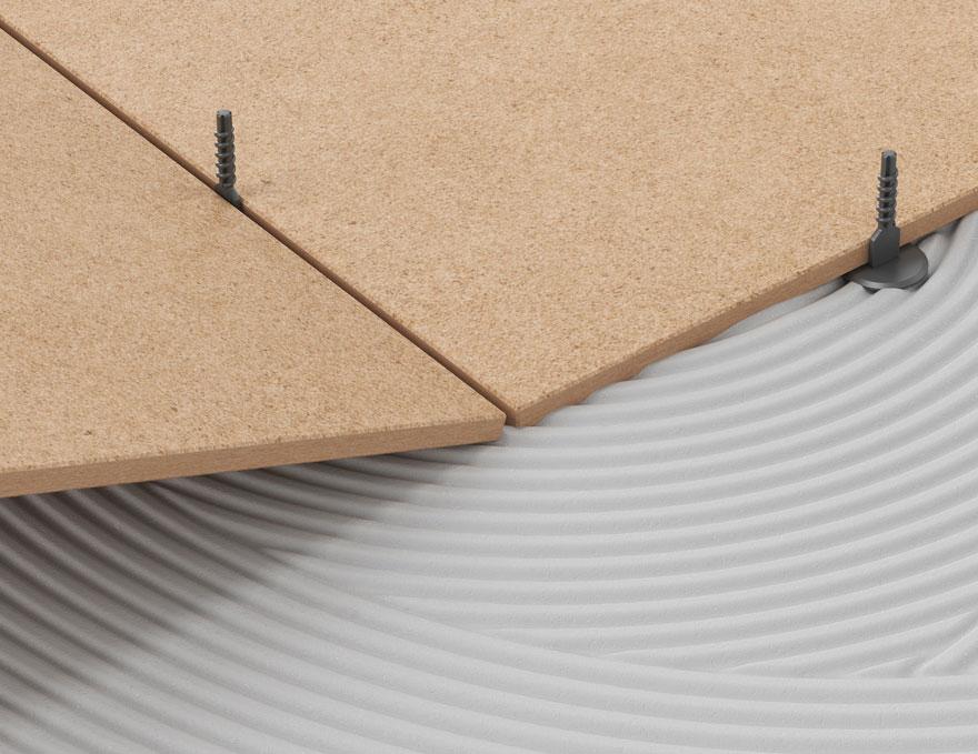 Укладка плитки с применением системы LITOLEVEL - 1