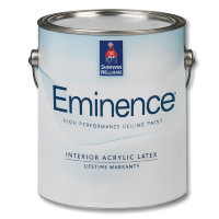 Sherwin-Williams Eminence - Белая краска для потолков