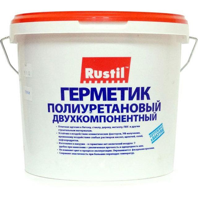 Двухкомпанентный полиуретановый герметик жидкая гидроизоляция москва