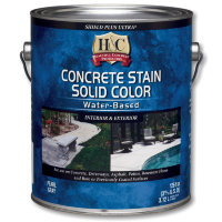 H&C Concrete Stain Solid Color Water-Based - Лак пропитка (водный)