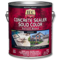 H&C Concrete Sealer Solid Color Solvent Based - Лак-пропитка