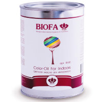 BIOFA 8500 Цветное масло для интерьера (Color-Oil For Indoors)
