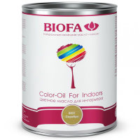 BIOFA 8521 Цветное масло для интерьера (Color-Oil For Indoors)