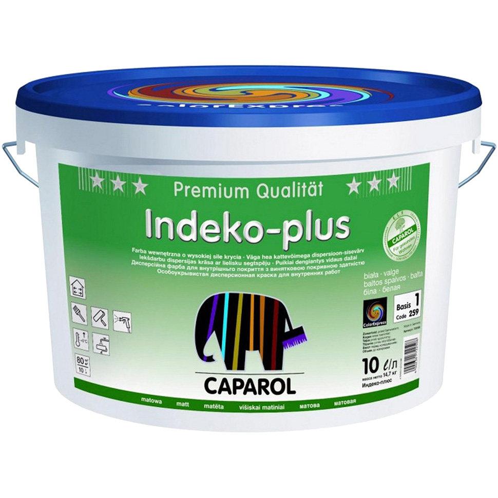 caparol indeko plus 2. Black Bedroom Furniture Sets. Home Design Ideas