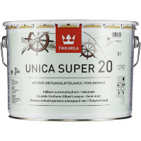 Tikkurila Unica Super 20 / Тиккурила Уника Супер лак полуматовый